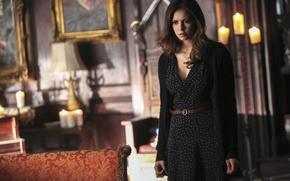 Picture Nina Dobrev, Nina Dobrev, The Vampire Diaries, The vampire diaries, Elena Gilbert