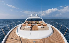 Picture luxury, yacht, motor