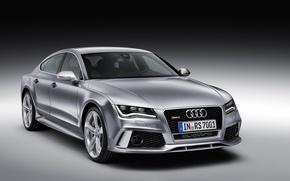 Picture machine, Audi, quattro, Sportback, RS7