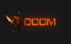 Picture fire, steam, Dota 2, Dota, Doom, burn