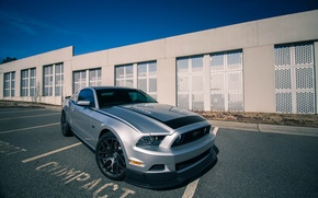 Picture Mustang, Ford, RTR, parking