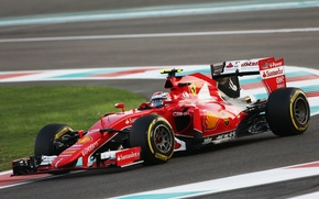 Picture Ferrari, Ferrari, Formula 1, Kimi Raikkonen Also