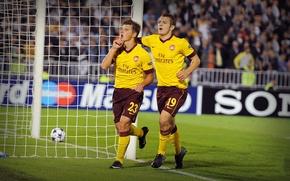 Picture Football, Arsenal, Arshavin