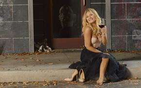 Picture street, Elisha Cuthbert, Season 3, Happy Endings