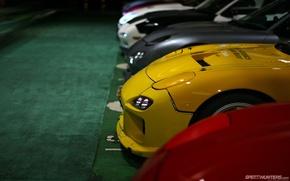Picture lights, tuning, garage, mazda, jdm, rx7, Mazda rx7