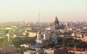 Picture building, home, Peter, roof, Saint Petersburg, Russia, Russia, SPb, St. Petersburg, spb