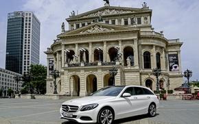 Picture Mercedes-Benz, Mercedes, Hybrid, hybrid, BlueTec, Estate, 2015, S205, Avantgarde, C 300