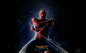 Picture art, spider man, spider man:homecoming, tom holland