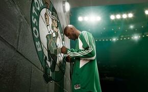 Picture Basketball, Boston, Boston, floodlight