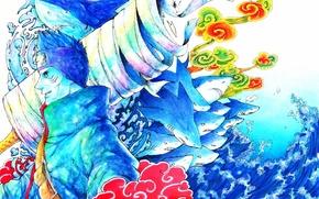 Picture naruto, akatsuki, shark, naruto shippuden, kisame