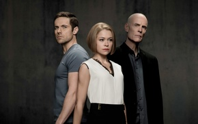 Picture promo, Orphan Black, Tatiana Maslany, the second season, Dylan Bruce, Matt Frewer