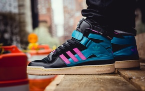 Picture Adidas, sneakers, Adidas, Forum Mid MNR 3