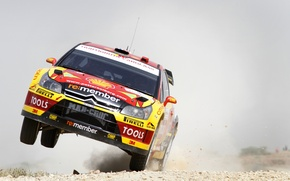 Picture Wheel, Speed, Race, Citroen, Citroen, WRC, Solberg, Rally, Rally, The front