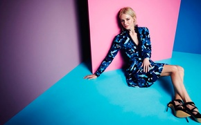 Picture photoshoot, Naomi Watts, InStyle