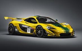 Picture McLaren, GTR, supercar, McLaren, 2015