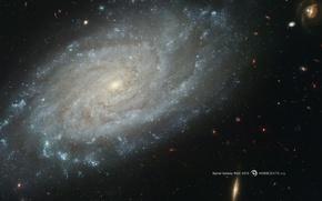 Picture Hubble, Nebulosa, galaxi