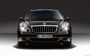 Picture Wallpaper, Maybach Zeppelin, limousine
