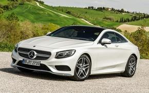 Wallpaper 500, Mercedes, Benz