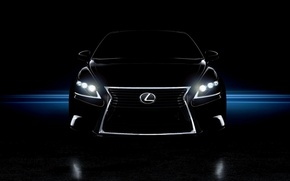 Picture Black, Machine, Lexus, Desktop, Car, Beautiful, Cars, Black, Wallpapers, Beautiful, Wallpaper, Automobiles, F-Sport, Гс460, Lexus …
