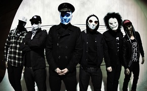 Wallpaper hollywood undead, j-dog, danny