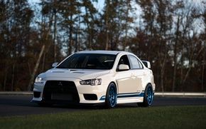 Picture Mitsubishi, Lancer, Evolution, White, '2013, X, 311RS IND