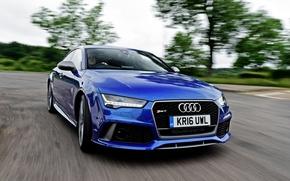 Picture Audi, Audi, Sportback, RS 7