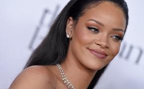 Picture eyes, look, smile, teeth, rihanna, Rihanna