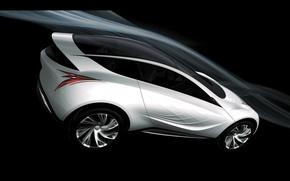 Wallpaper kazamai, concept, mazda, auto, machine