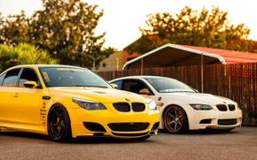 Picture car, tuning, BMW, tuning, bmw m5, rechange, hq Wallpapers