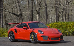 Picture Porsche, One, GT3, Forged, Wheels, 991, Piece, Forgeline, Monoblock, GE1