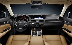 Picture machine, auto, lexus, 2012, salon, Lexus, Dzhi-es, gs350