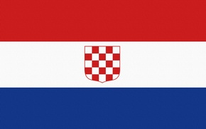 Picture Flag, Photoshop, Croatia, Croatia