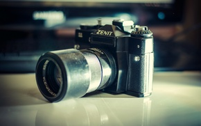 Picture film, the camera, ZENIT, Jupiter