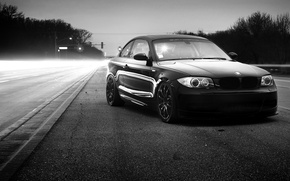 Picture bmw, BMW, cars, black and white, cars, auto wallpapers, car Wallpaper, auto photo, 135i