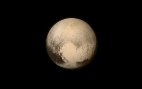 Picture Space, Pluto, New Horizons, The