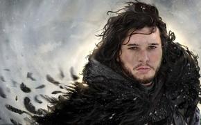 Picture Game Of Thrones, Game of Thrones, Jon Snow, Jon Snow