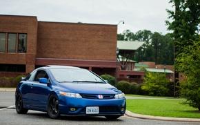 Picture auto, honda, Honda, civic, civic