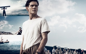 Picture Sport, Military, Biography, Unbroken, Drama, Jack O'Connell, Jack O'connell, Unbroken