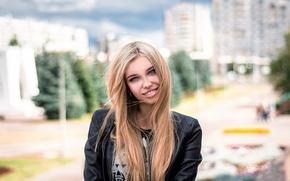Picture smile, Marina, Sergey Belikov