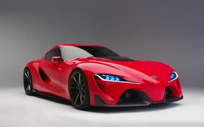 Picture Concept, the concept, Toyota, Toyota, FT-1
