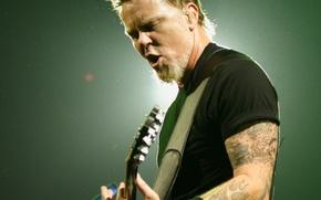 Picture metal, james hatfield, thrash metal, concert, heavy metal, rock, metallica, guitar
