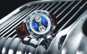 Picture watch, Watch, Hamilton, Pan Europ