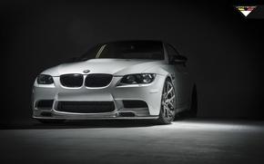 Picture BMW, Vorsteiner, E92, Mineral White