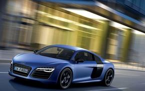 Picture Audi, Plusx, R8