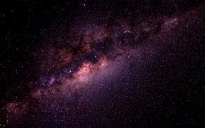 Picture stars, galaxy, mlechny way, Nochnoe the sky