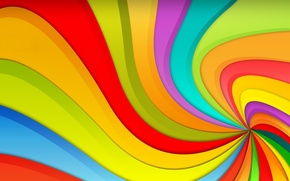 Picture Color, spiral