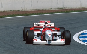 Picture McLaren, Nigel Mansell, 1995, Formula 1, Retro