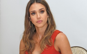 Picture look, girl, model, star, beauty, actress, jessica alba