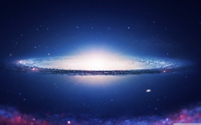 Picture space, Galactic, system, solar, nova, stellar