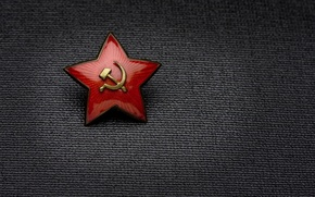 Wallpaper background, star, May 9, victory day, the hammer and sickle